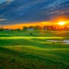 A splendid view of a green at Triple Crown Country Club