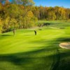 A fall view from Triple Crown Country Club