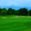 A view of a fairway from the Golf Club at Yankee Trace