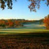 A fall view from Country Club Of The North