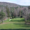 A view of the 9th fairway at Caledonia Golf Club