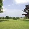A view from a tee at McDaniel College Golf Club