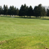 A view of a fairway at Rocky Spring Golf Course