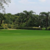 A view of a hole at Runaway Bay Golf Course