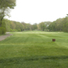 A view from a tee at Brockton Country Club