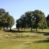 A view of a green at Hopkinton Country Club