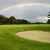 A rainbow view over hole #5 at Westborough Country Club (Rob Judge)
