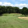A view of the 13th green at Worcester Country Club