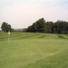 A view of a green at Leicester Country Club