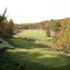 A view from tee #12 at the Cliffs from Glassy Golf Course