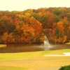 A fall view from Carolina Country Club