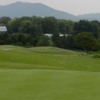 A view of a green at Three Ridges Golf Course