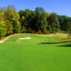 A view of the 10th green at Toqua Golf Club (Village Realty)