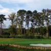 A view of a green at Willow Oaks Country Club