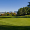 A view of the 1st green at Diablo Hills Golf Course