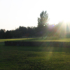 A sunny view from Metchosin Golf and Country Club