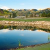 A view over the water from Canyons Golf Course