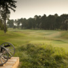 A view of a hole at Kingsmill Golf Club & Resort