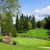 A vie of a green at Meridian Valley Country Club