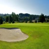A view of the 5th hole at Interbay Family Golf Center