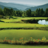 A view from a tee at Roaring Fork Club.