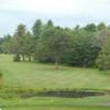 A view from a tee at Eastwood Country Club
