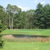 A view of the 17th hole at Tallwood Country Club