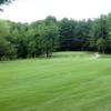 A view from a fairway at Chanticlair Golf Club