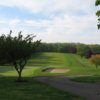 A view of a fairway at Country Club of Waterbury