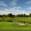 A fall view from Stow Acres Country Club