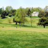 A view of a green at North Kent Golf Course