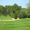 A view from tee #3 at Ma Cal Grove Country Club