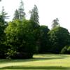 A view from tee #1 at Coollattin Golf Club