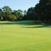 A view of a green at Cypress Lakes Golf Course