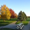 A fall view from Elkhorn Valley Golf Course