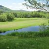 A view from Colebrook Country Club