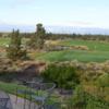 A view of a green at Juniper Golf Club