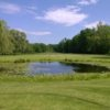 A view from a tee at Candlewood Valley Country Club