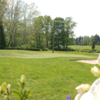 A view of a green at Clinton Country Club