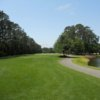 A view of a fairway at Wachesaw Plantation East