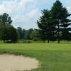 A view of a green at Sycamore Golf Club