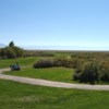 A view from Sunset View Golf Course