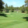 A view of the 10th green at Lexington Golf & Country Club