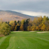 A view from a tee at Hermitage Golf Club