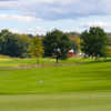 A view from green #17 at Passaconaway Country Club