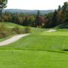 A view from a tee at Lochmere Golf & Country Club