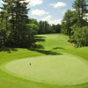 A view of the 12th green at Manchester Country Club