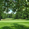A view of hole #16 at Manchester Country Club