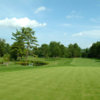 A view of the 6th green at Manchester Country Club