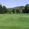 A view of a fairway at Angus Lea Golf & Tennis Club